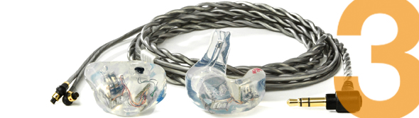 Evolve In-ear Monitor system
