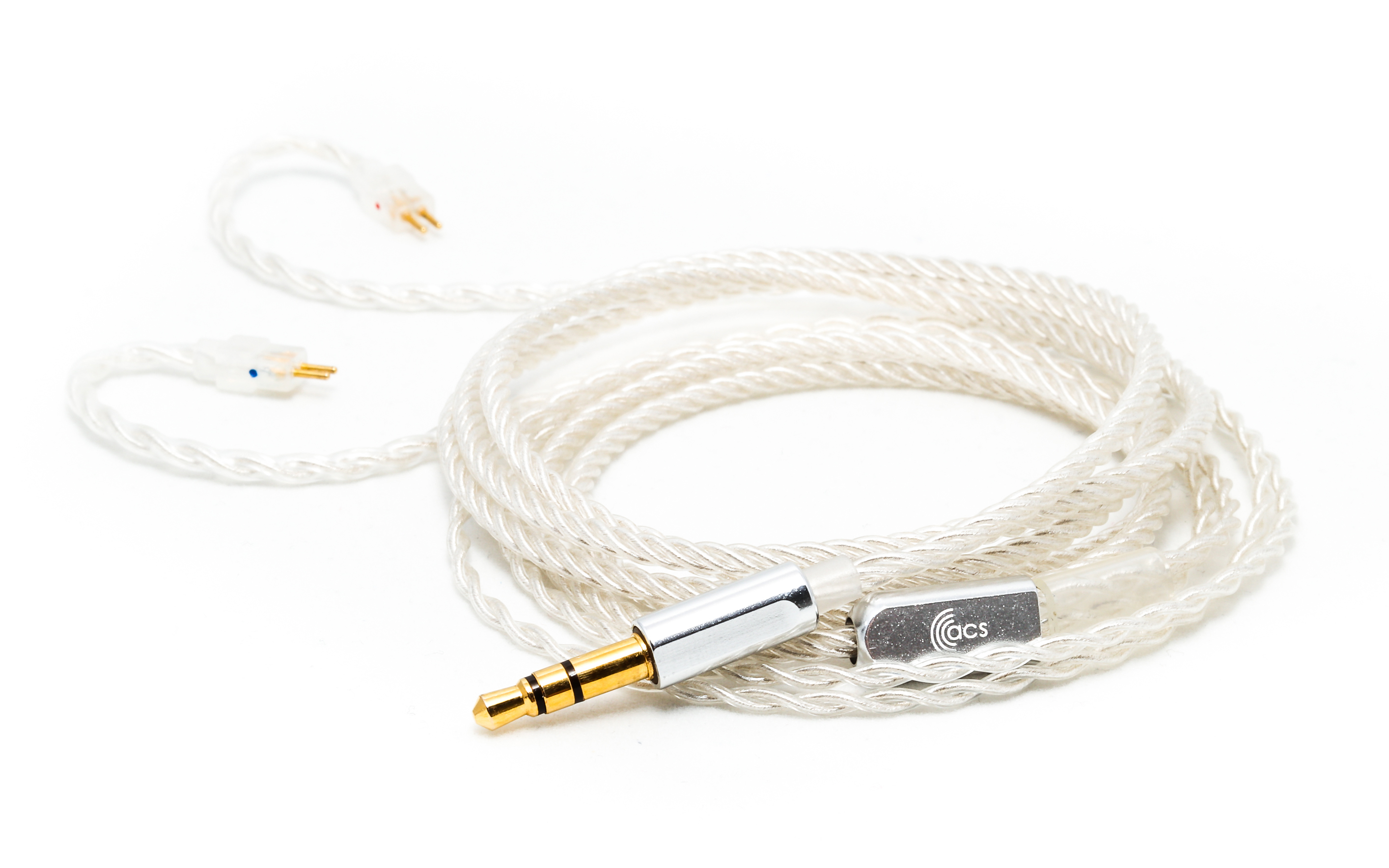ACS IEM 2 Pin Twist Stereo Cable