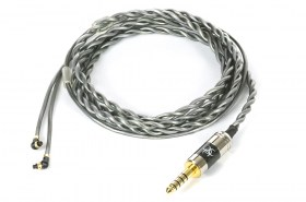 4.4mm Balanced TRRRS Twist Cable
