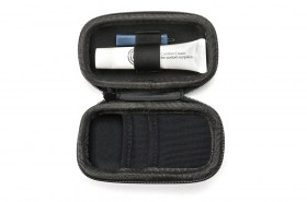 Pro Series Carry Pouch with Comfort Cream and Wax Pick (included)