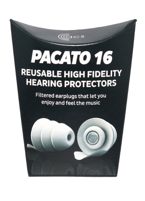 Pacato 16 Hearing Protection